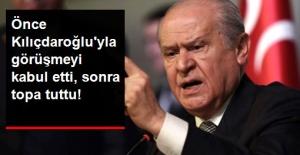 Son Dakika! Bahçeli CHP'yi Topa Tuttu: CHP Olmadık Yollara Sapmıştır