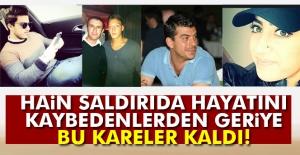 Son dakika haberi... Ortaköy saldırısında hayatını kaybedenlerin isimleri ve memleketleri belli oldu