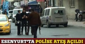Son dakika: İstanbul'da polise ateş açıldı