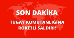 Son Dakika! Siirt'te Tugay Komutanlığına Roketli Saldırı!
