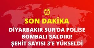 Son Dakika! Sur#039;da Polisleri Taşıyan...