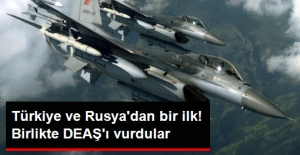 Son Dakika... Türkiye ve Rusya'dan Bir İlk! Brlikte Halep'te DEAŞ'ı Vurdular