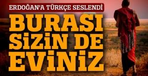 Tanzanya'nın Türkçe konuşan bakanı Mwinyi'den Erdoğan'a mesaj
