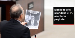 TBMM'de Afiş Skandalı! CHP'li Eren Erdem'e Hakaret İçeren Afişler Tepkilere Yol Açtı