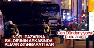 Terörist Alman muhbiri çıktı