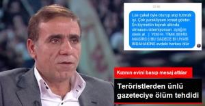 Teröristler Star gazetesi yazarı İlhami Işık'ın ailesine saldırdı