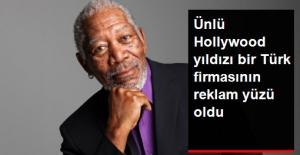 THY'nin Yeni Marka Yüzü Ünlü Yıldız Morgan Freeman Oldu