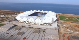 Trabzonspor, Gaziantepspor maçını Şenol Güneş Stadyumu'nda oynayacak