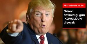 Trump, Görevi Devraldığı Gün Güvenlikten