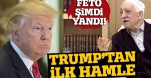 Trump'tan FETÖ'yü etkileyecek plan