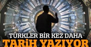Türk firmaları CERN'de 4 ihale kazandı