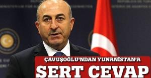 Türkiye'den Yunanistan'a sert cevap!