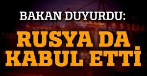 Türkiye'nin derdine deva olacak! Rusya da katıldı