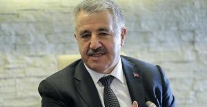 Ulaştırma, Denizcilik ve Haberleşme Bakanı Arslan: Siber Güvenlik Yasası yakın zamanda çıkacak