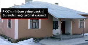 Van'da PKK'nın Hücre Evine Baskın! 2 Terörist Öldürüldü
