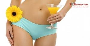 Yağlardan ananas suyu ile kurtulabilirsiniz