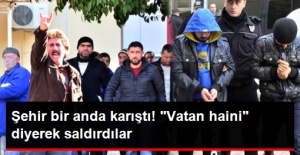 "Yakalanan DEAŞ'lılara ""Vatan Haini"" Tepkisi"