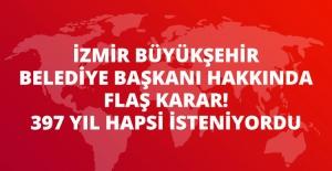 129 Sanıklı İzmir Büyükşehir Belediyesi Davasında Tüm Sanıklara