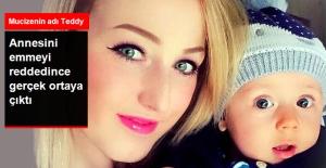 6 Aylık Bebek Annesinin Memesindeki Kanseri Teşhis Etti