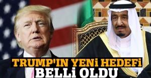 ABD Başkanı Trump'ın yeni hedefi o ülke