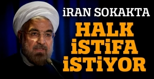 Ahvaz halkı Ruhani'nin yardımcısının istifasını istedi