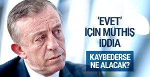 Ali Ağaoğlu #039;evet#039; iddiasına...
