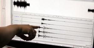 Antalya'da 3.6 büyüklüğünde deprem oldu