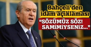 Bahçeli'den AK Parti'ye kritik çağrı!