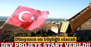 Bakan Arslan: 1915 Çanakkale Köprüsü'nün inşaatına fiilen başlandı
