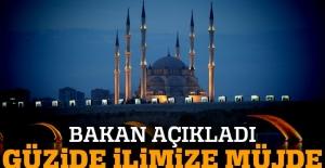 Bakan Eroğlu'ndan Adana'ya 13 yeni yatırım müjdesi