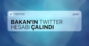 Bakan Kaya'nın Twitter hesabı çalındı