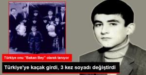 Bakan Mehmet Müezzinoğlu Soyadını Nasıl Aldığını Anlattı