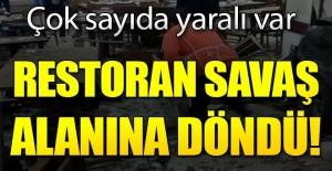 Bursa'da araç restorana girdi: 11 yaralı!