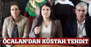 Dilek Öcalan'dan Figen Yüksekdağ'ın vekilliğinin düşürülmesine tepki