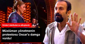 En İyi Yabancı Film Oscar'ını Alan Asghar Farhadi, Protesto Amaçlı Törene Katılmadı