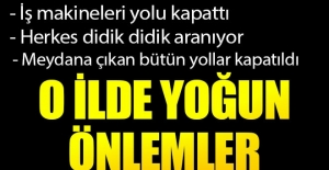 Erdoğan'ın Gaziantep mitingi öncesi yoğun güvenlik önlemleri