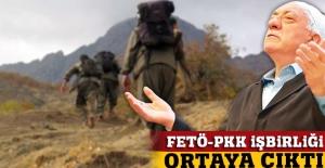 FETÖ ile PKK gizli ortaklığı ortaya çıktı