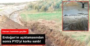 Fırat Kalkanı Operasyonu'nda Menbiç'e İlerlenecek Olması PYD'yi korkuttu