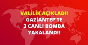Gaziantep ve Adıyaman'da Terör Operasyonu: 3 Canlı Bomba Yakalandı