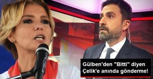 Gülben Ergen'den Eski Eşi Erhan Çelik'e Instagram'dan Jet Gönderme