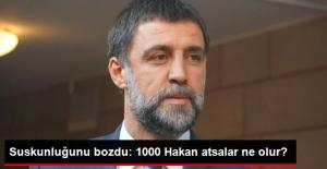 Hakan Şükür Suskunluğunu Bozdu: Galatasaray Kimsenin Tapulu Malı Değil