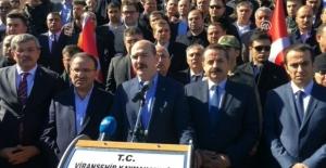 İçişleri Bakanı Soylu'dan Viranşehir saldırısıyla ilgili açıklama