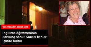 İngilizce Öğretmeni Evinde Bıçakla Öldürülmüş Halde Bulundu