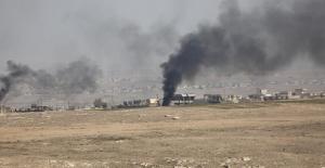 Irak güvenlik güçleri Musul Uluslararası Havalimanı'na girdi