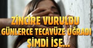 İzmir'de genç kızın başına gelmeyen kalmadı