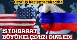 Lavrov: ABD istihbaratı, büyükelçimizi dinledi