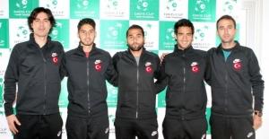 Milliler Davis Cup'ta Kıbrıs Rum Kesimi karşısında