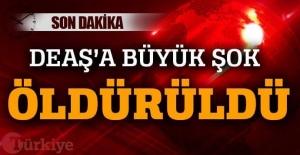 Musul' operasyonunda DEAŞ'ın sözde sağlık bakanı Saklavi öldürüldü