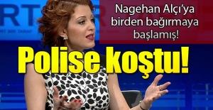 Nagehan Alçı polise koştu: Bana saldırdı