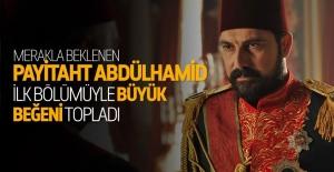 """Payitaht """"Abdülhamid"""" ilk bölümüyle ekranlara geldi"""
